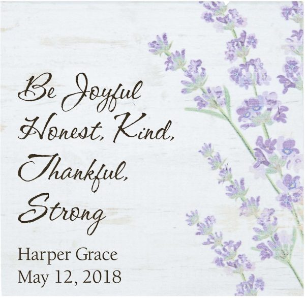 Floral Small Sign 1