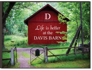 Barn Plaque 4