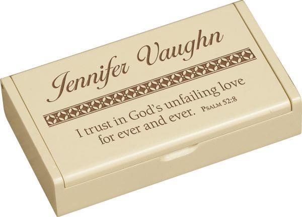 Cream Wooden Box 2