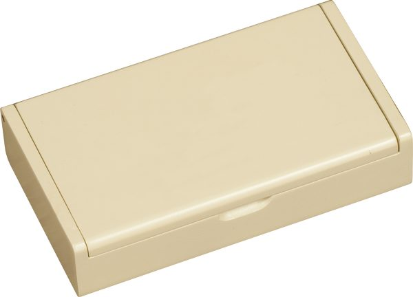 Cream Wooden Box 3