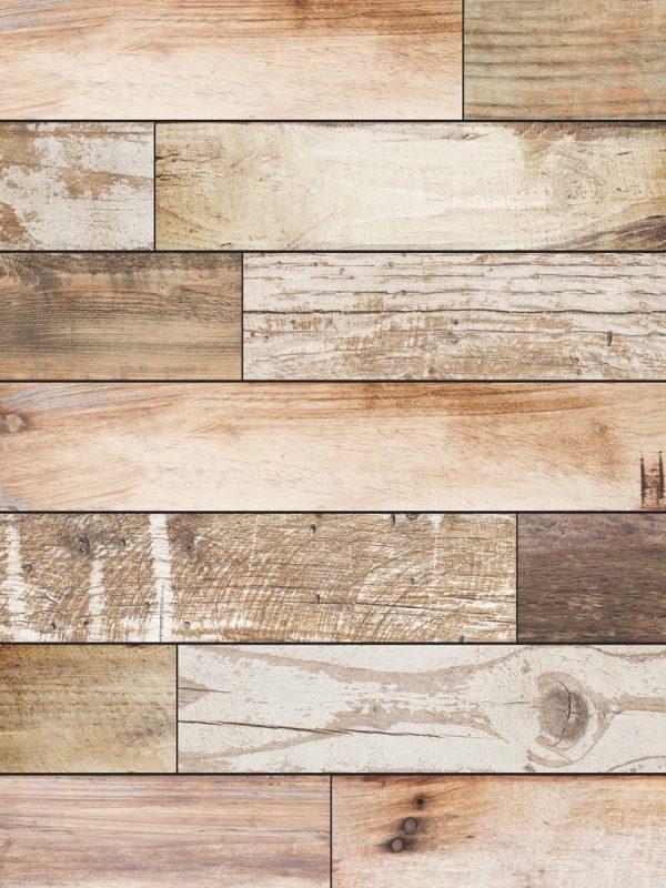 Faux Wood Plaque 7