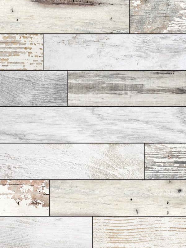 Faux Wood Plaque 4