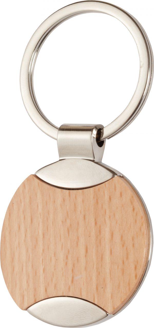 Wood Keychain 2