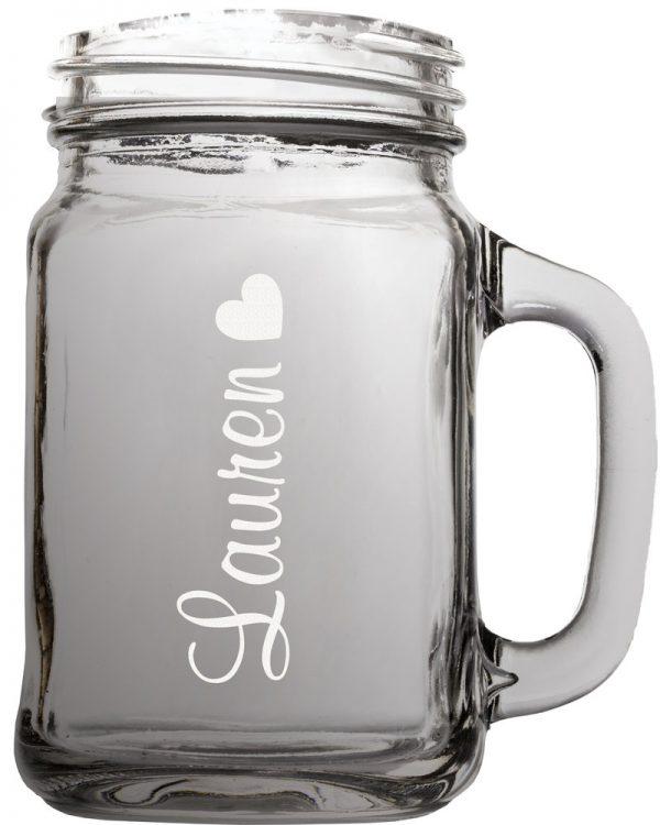 Mason Jar Mug 5