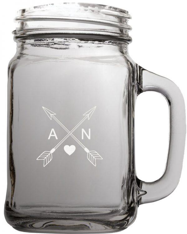 Mason Jar Mug 6