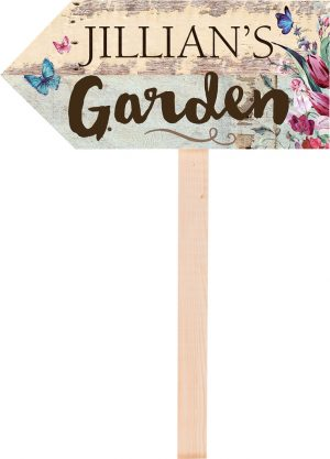 Garden Sign 9