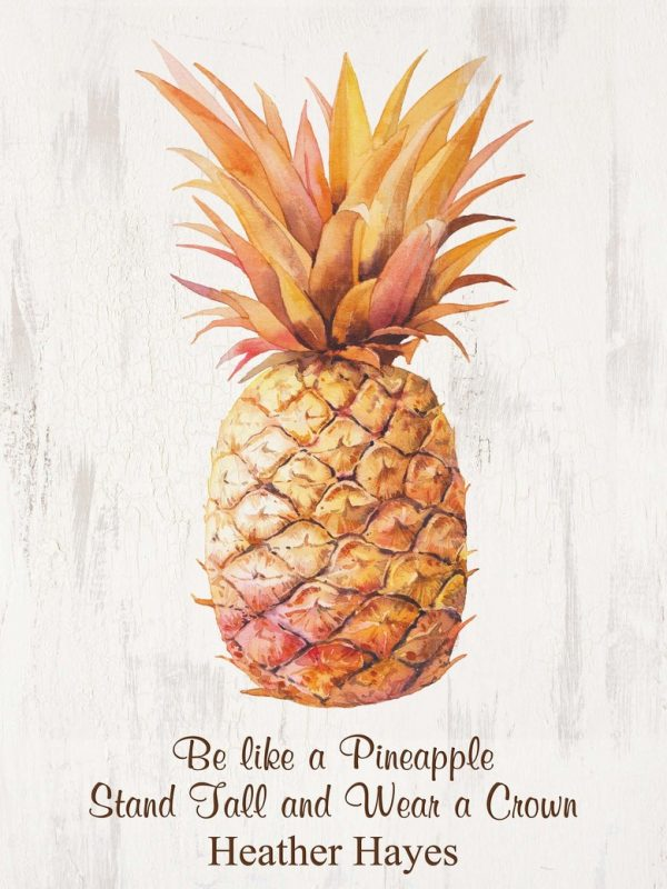 Pineapple Sign 2