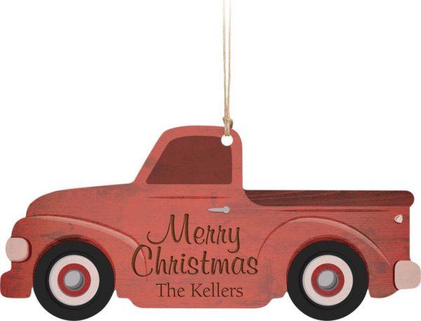 Truck ornament 2