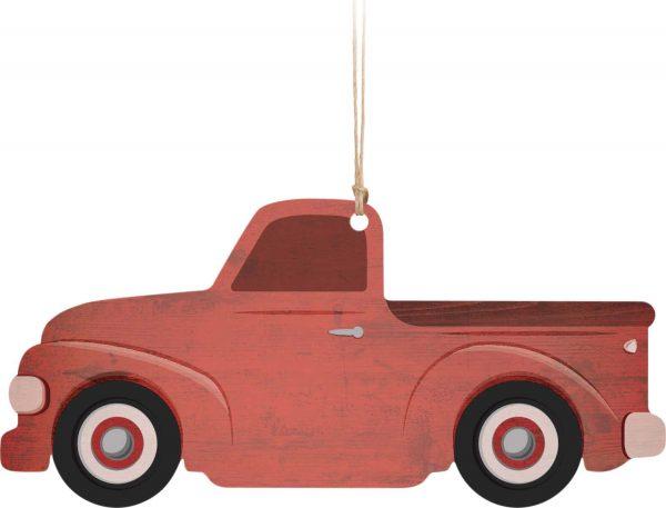 Truck ornament 3