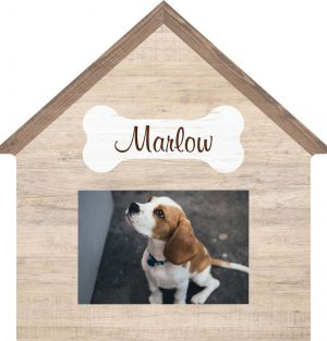 Dog House Photo Frame 4