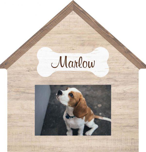 Dog House Photo Frame 1