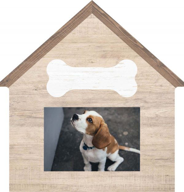 Dog House Photo Frame 3