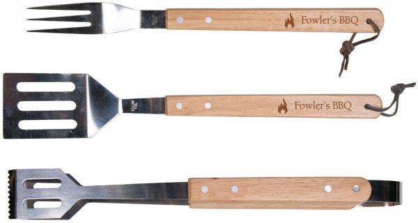 BBQ Tool Set 3