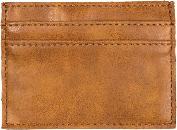 Faux Leather Credit Card Wallet 3