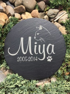 Custom Pet Memorial Laser Engraving Near Me