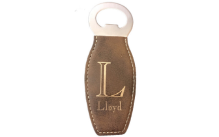 Personalized Glass & Bottle Opener