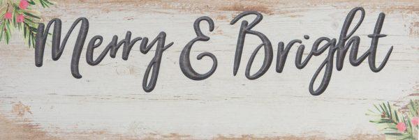 Merry & Bright Engraving