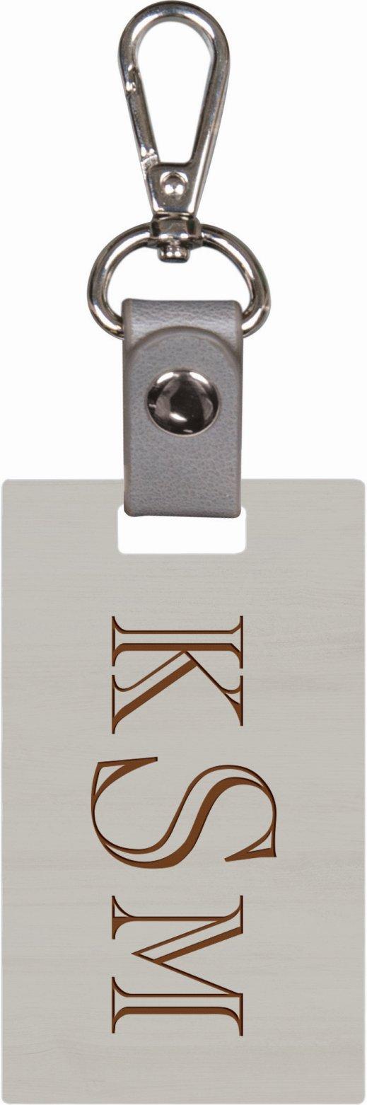 Grey keychain 2