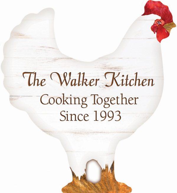 Chicken sign 2