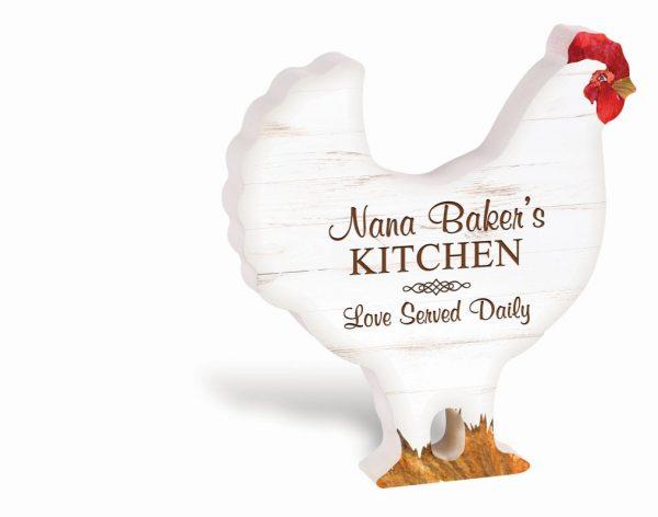 Chicken sign 3