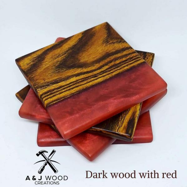A&J Wood Coaster Gift Box 2