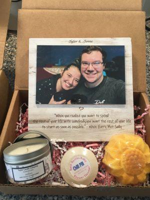 Photo Frame Gift Box 2