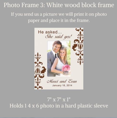 Photo Frame Gift Box 4