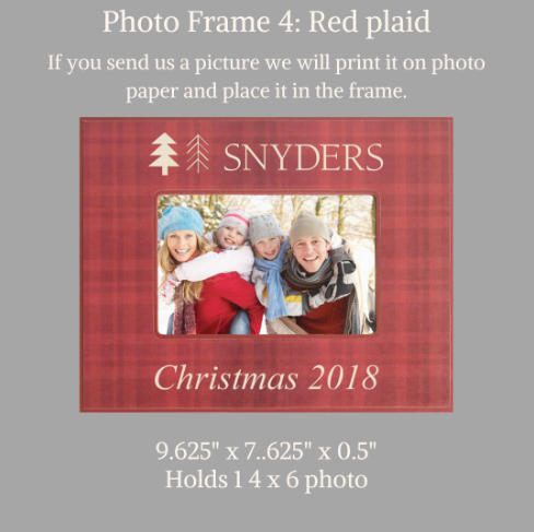 Photo Frame Gift Box 5