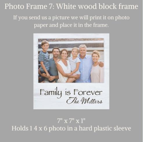 Photo Frame Gift Box 8